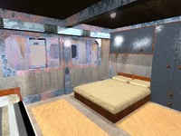 vault rooms 3d model