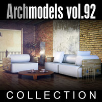 max archmodels vol 92 furniture