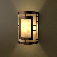 3d fixture sconce light model
