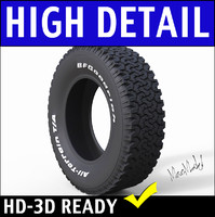 BF All Terrain TA Tire