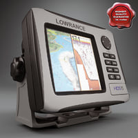 3ds fishfinder lowrance hds5
