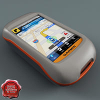 3d 3ds gps garmin dakota 20