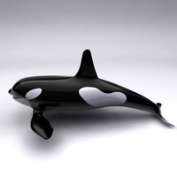 3ds max orca whale