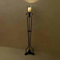 Paces Floor Sconce Light