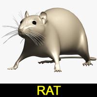 rat 3d lwo
