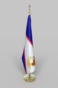 American Samoa 3D models