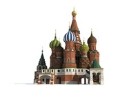 cathedral saint basil s 3d 3ds