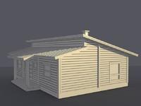 log house max
