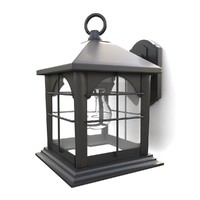 Outdoor wall lantern 11
