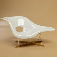 Eames long Chaise