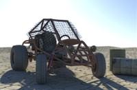 obj dune buggy