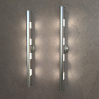3d model lamp sconce light