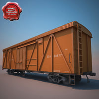 Goods Wagon 11-066