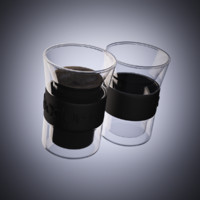 bodum presso glas 3d max