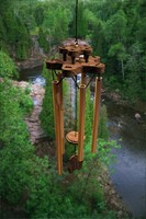 3d wind chimes