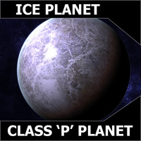 ice planet earth class max
