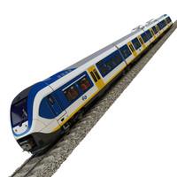 maya sprinter train