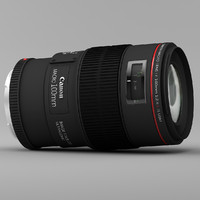 NEW Canon EF 100mm f/2.8 L IS USM Macro Photo Lens