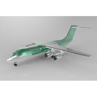 3ds aircraft 146 passenger jet