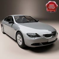 bmw 6 series e63 3ds