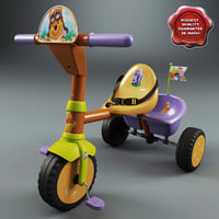 Children Tricycle V4