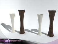 D1.C4.12 Contemporary vases-Floreros contemporaneos