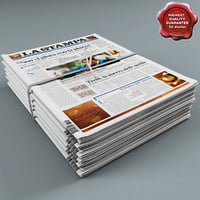 3d newspapers v2