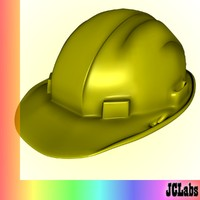 3d hard hat