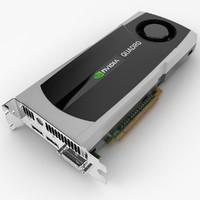 Nvidia Quadro FX GPU