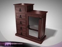 3d furniture furnishings
