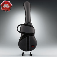 mikro bass guitar bag 3ds