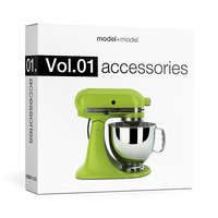 vol.01 accessories