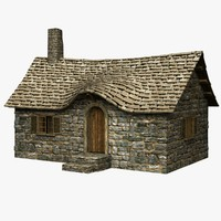 Old Cottage 1
