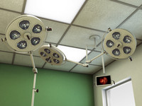 Surgical lights system