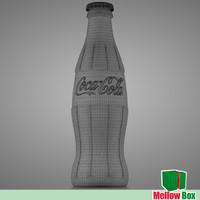 Coca Cola classic - model