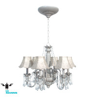 10ravens Ornate Chandelier