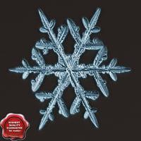 snowflake v6 3ds
