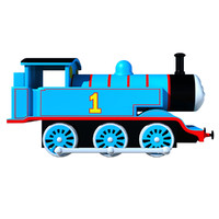 lwo thomas train