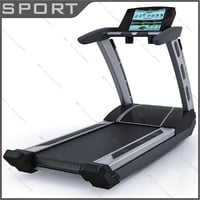 3d treadmill bh hi power model