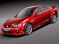 3ds holden commodore sedan sport
