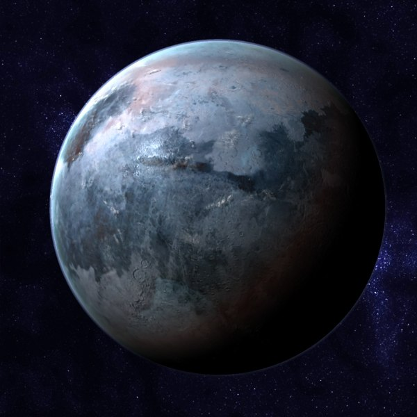 max ice planet earth class - Ice Planet - Class P Planet (2)... by MichaelTaylor3D