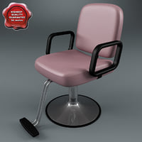 Salon Chair V2