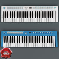 USB MIDI Keyboard U-Key Collection