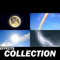 Natural effects collection