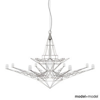 Foscarini Lightweight suspension lamp