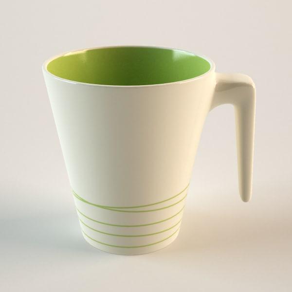 3d 3ds mug ikea for Ikea coffee cup holder