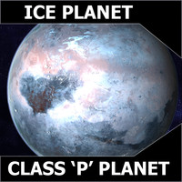 Ice Planet - Class P Planet (2)