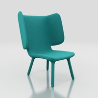 3ds max valdemar chair