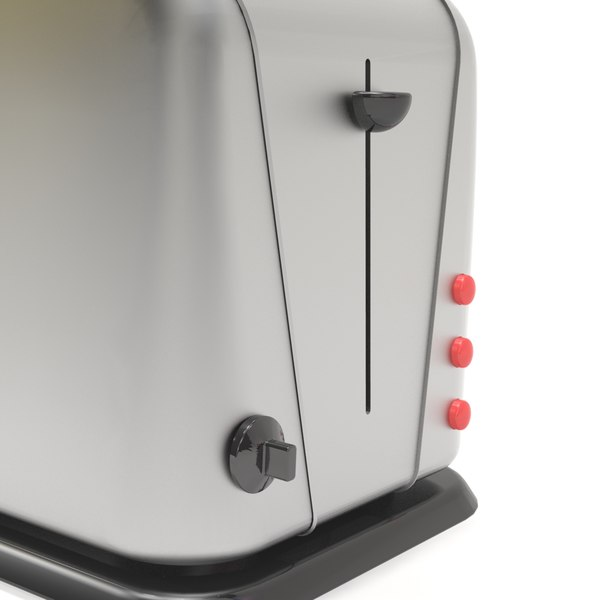 toaster rendering obj - Toaster... by Design2Render