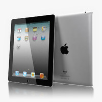 c4d apple ipad 2